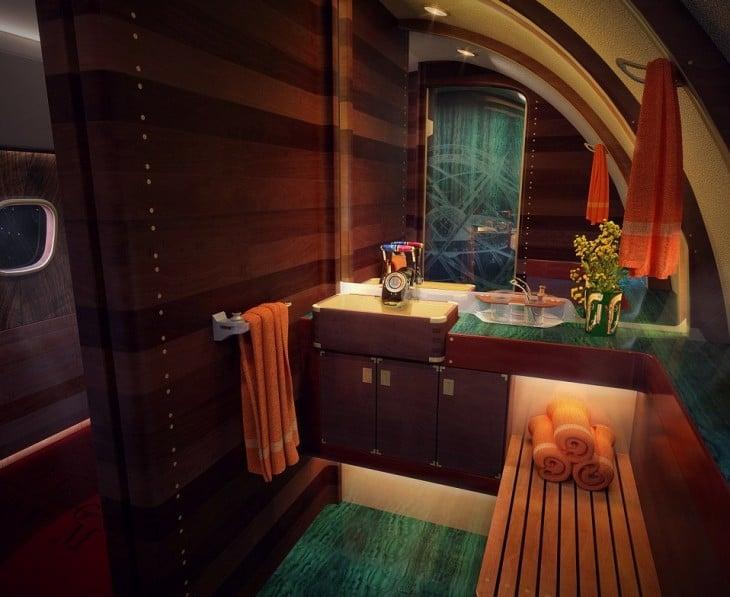 Baño Skyacht One