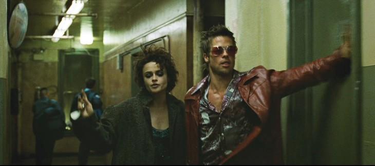 Brad Pitt película Club de la Pelea