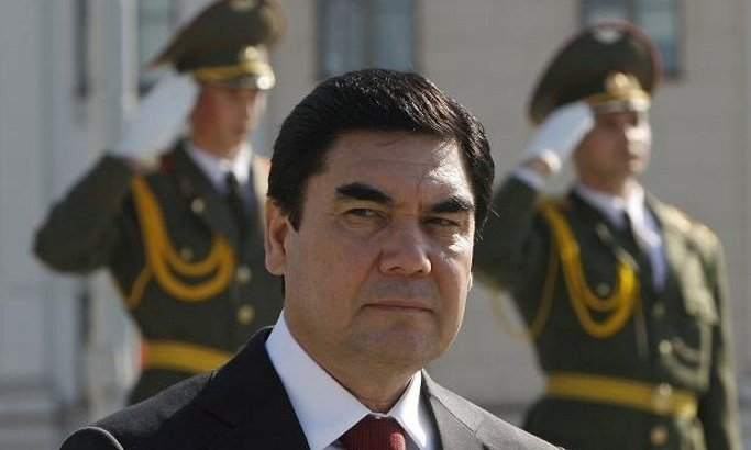 presidente de Turkmenistán