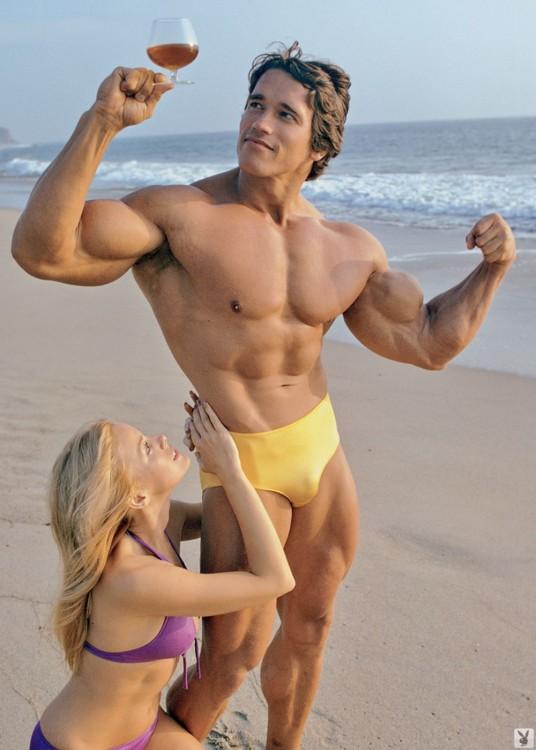 Arnold Schwarzenegger playa