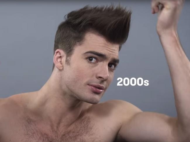 El metrosexual del año 2000