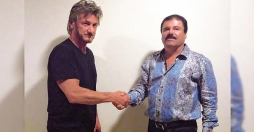 """Mientras Peña Nieto lo buscaba, """"El Chapo"""" daba entrevista a Sean Penn y Kate del Castillo"""