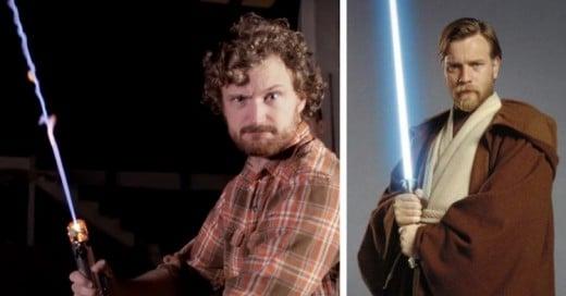 Fans de Star Wars acaban de construir un Lightsaber real ¡Hecho en casa!