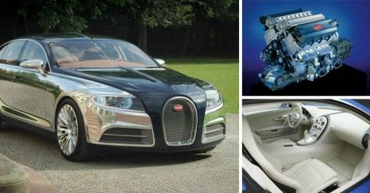 Llegó el nuevo Bugatti Chiron... ¡Alcanza los 470 km por hora y se ve increíble!