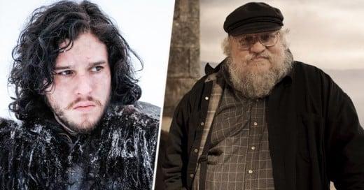 R.R. Martin, el autor de 'Game of Thrones', tiene malas noticias para sus fans...