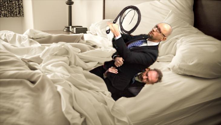 photoshop parlamento ucraniano cama