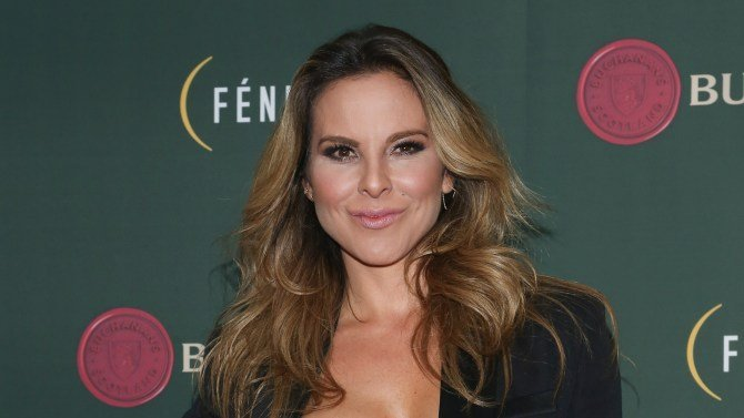 Actriz mexicana Kate del Castillo