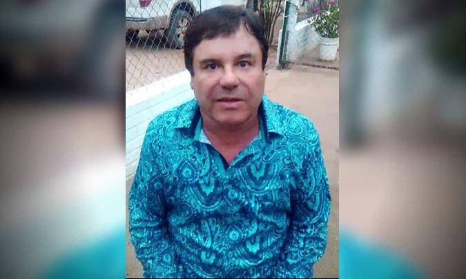 Entrevista de Kate del Castillo y Sean Penn con El Chapo (2)
