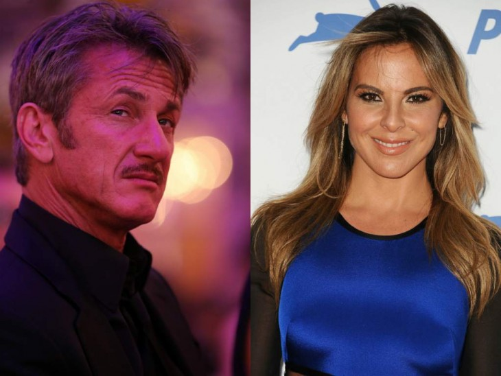 Sean Penn y Kate del Castillo