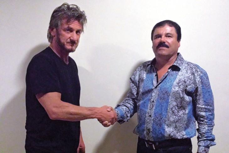 Entrevista de Kate del Castillo y Sean Penn con El Chapo