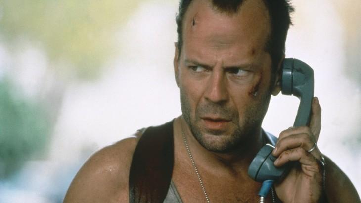 Bruce Willis en Duro de Matar