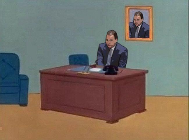 photoshop Primer Ministro de Suecia spiderman