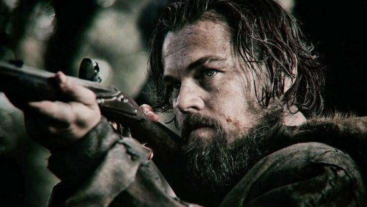 Leonardo DiCaprio Teh Revenant