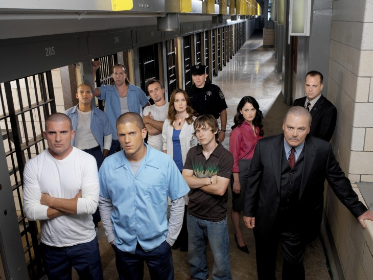 cast de prison break