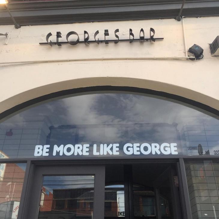 restorán en honor a George Costanza