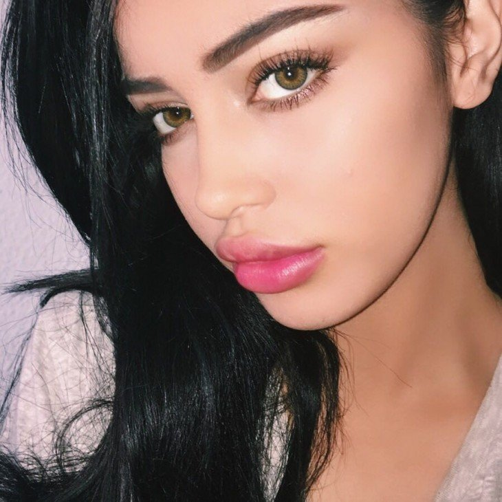 Cindy Kimberly cautivó a Justin Bieber