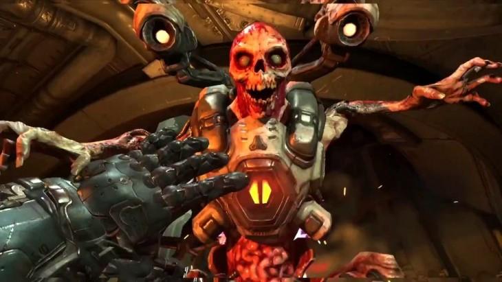 Escena de Doom