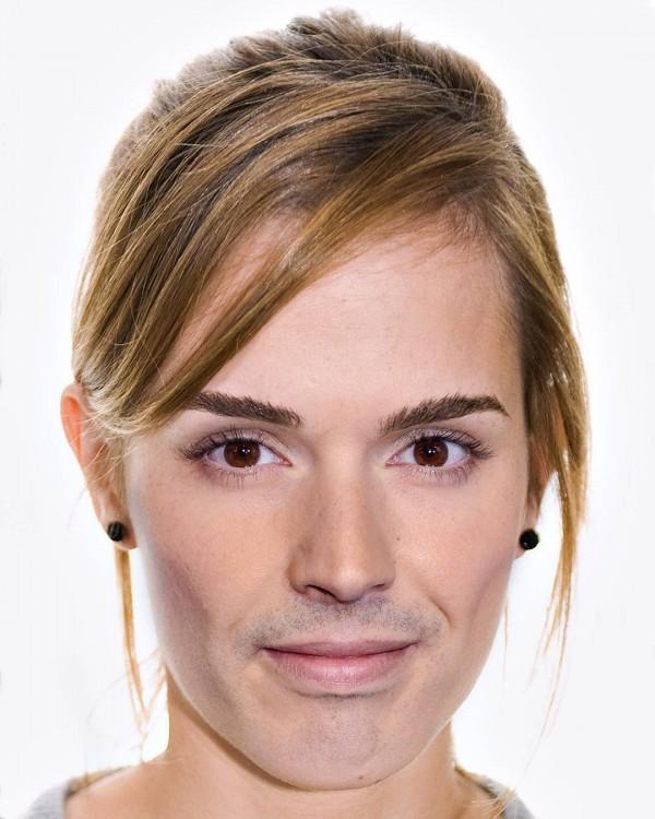 Emma Watson y Russell Brand