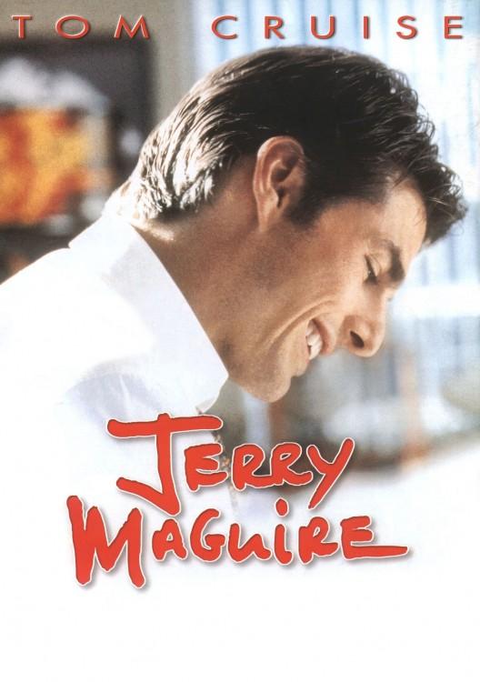 Jerry Maguire, cartel de la película