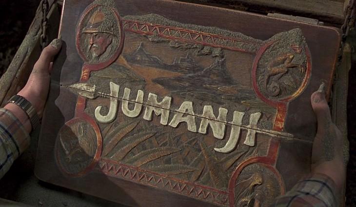 Tablero para jugar Jumanji