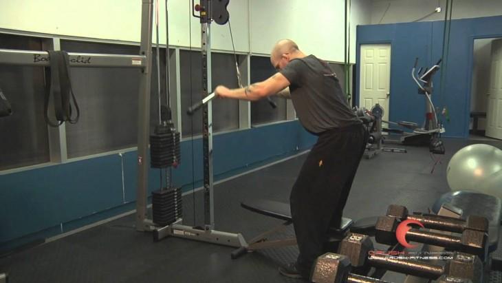 Ejercicios para elevar la masa muscular