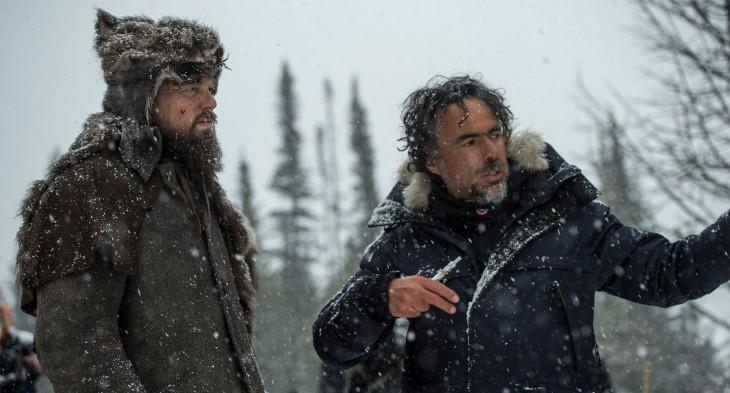 Leonardo Dicaprio y director