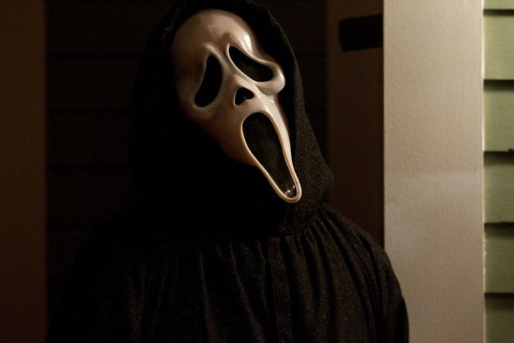 Asesino de la película Scream