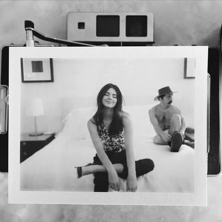 Kirby Jenner photoshopea las fotos de Instagram de Kendall Jenner