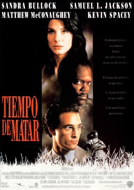 Cartel de la película Tiempo de matar