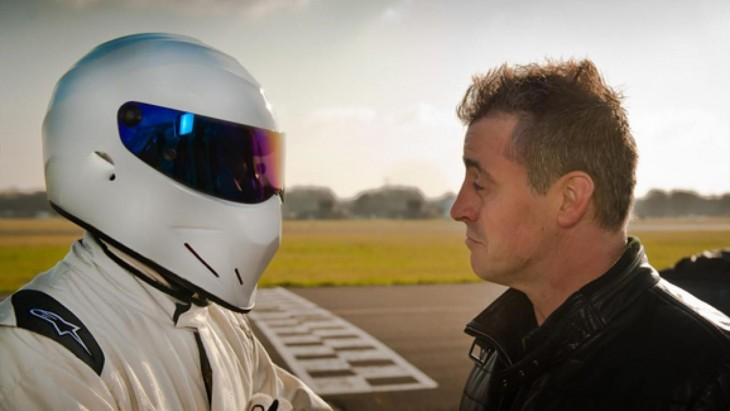 Matt LeBlanc en Top Gear