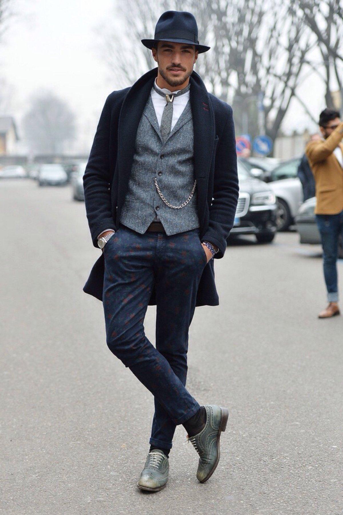 C mo escoger el abrigo perfecto aqu te lo decimos - Combinaciones con gris ...