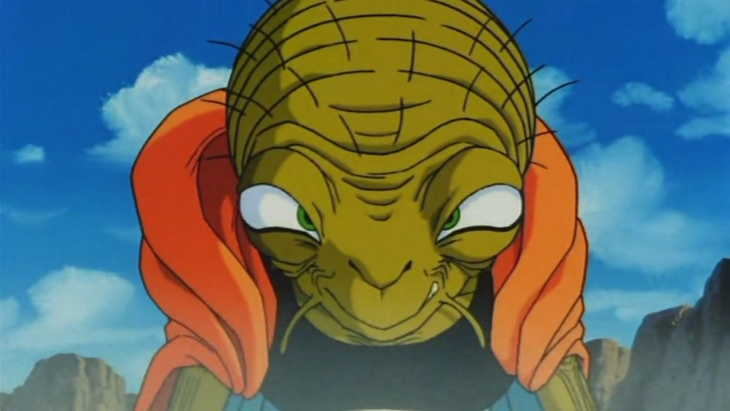 Babidi dragon ball