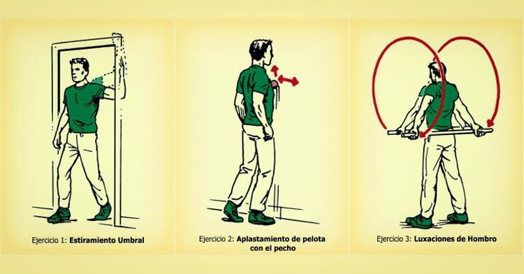 ejercicios para corregir la espalda