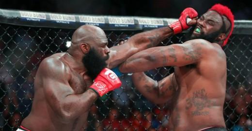 Kimbo Slice vs. Dada 5000; ¡La peor pelea y el peor KO en la historia del Bellator!