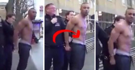 Cover-Fue-arrestado-y-en-protesta-¡se-convirtió-en-una-Fuente-Humana!