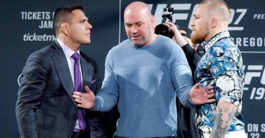 Mira el Preview de la pelea McGregor Vs Dos Anjos