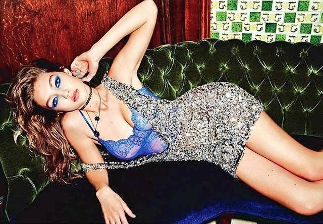 Gigi Hadid revista love