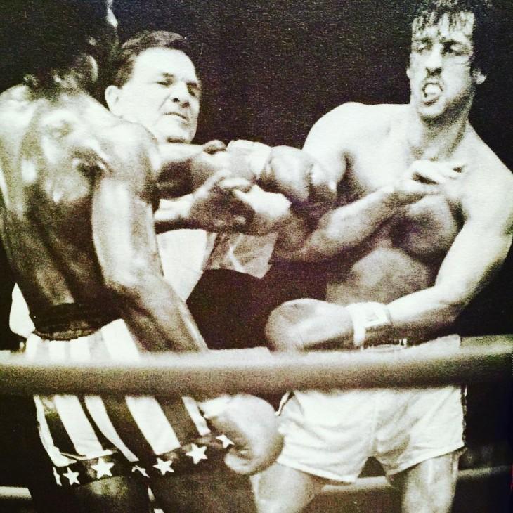 Fotografías retro de Rocky