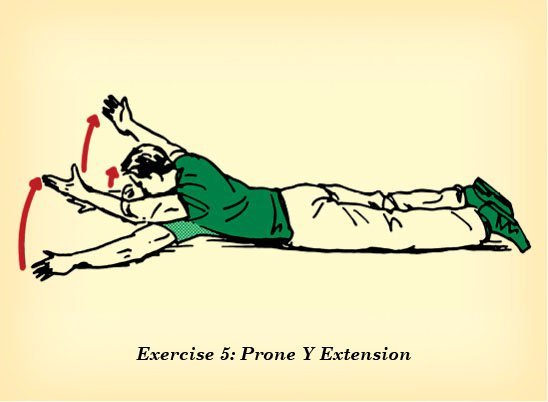 Ejercicio para corregir postura