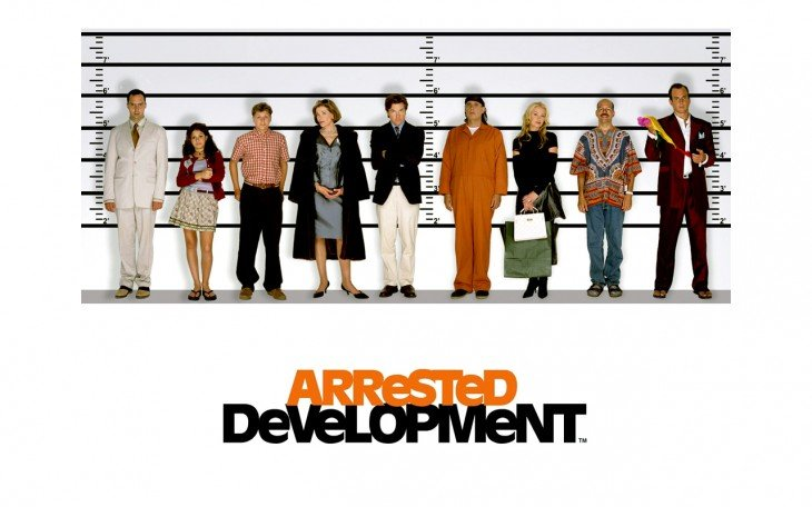 Cartel de Arrested Development