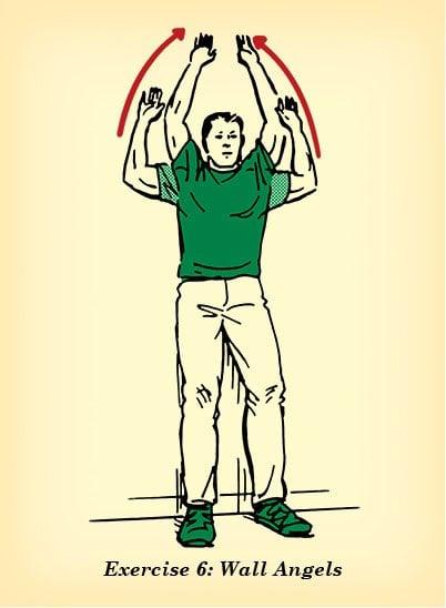 Te Doy 6 ejercicios para enderezar tu espalda, (Cuasimodo)