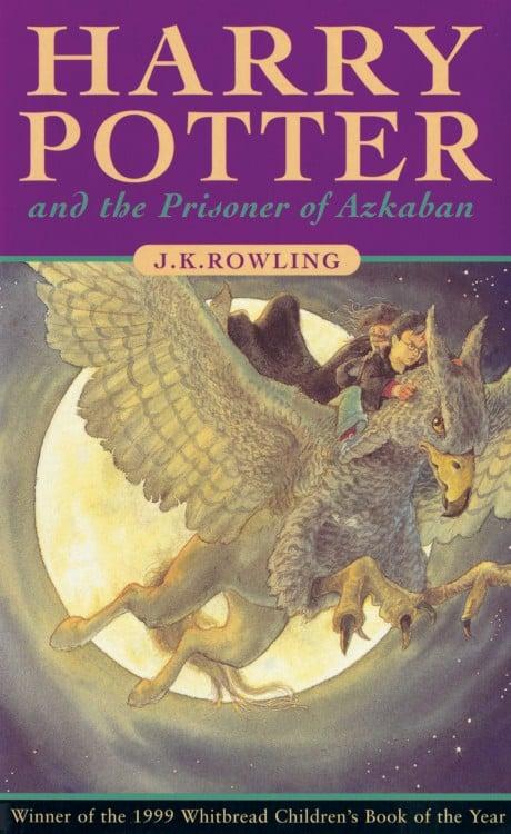 Primera Edición de Harry Potter y El Prisionero de Azkaban