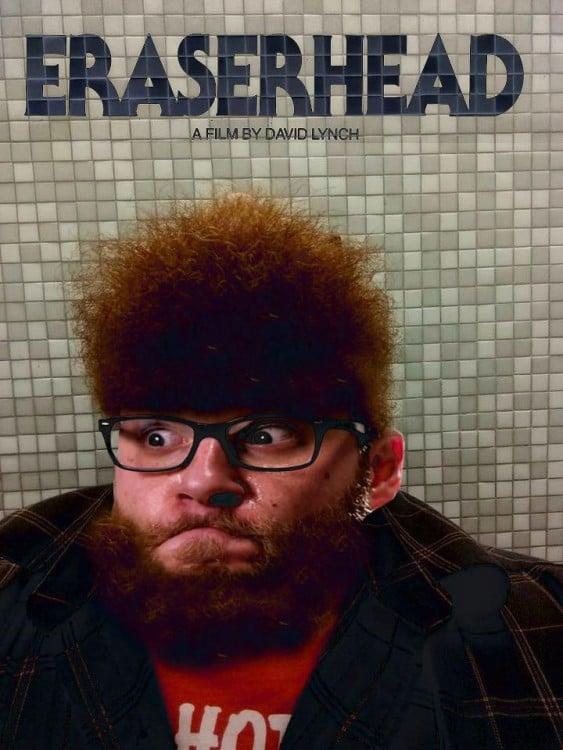 Hombre de la barba desata Batalla de Photoshop