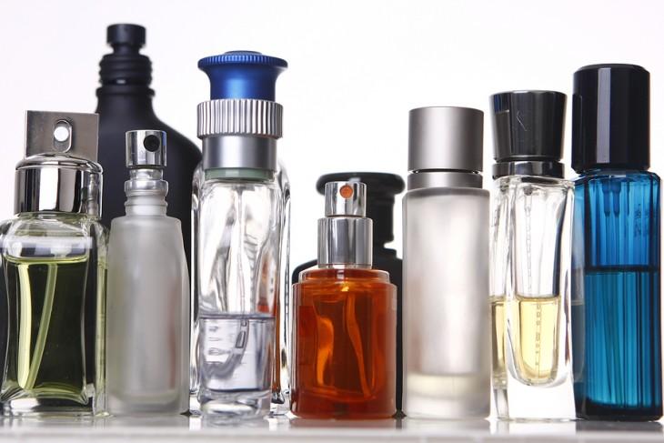 Perfume reglas de etiqueta