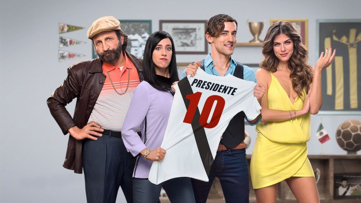 Elenco de Club de Cuervos