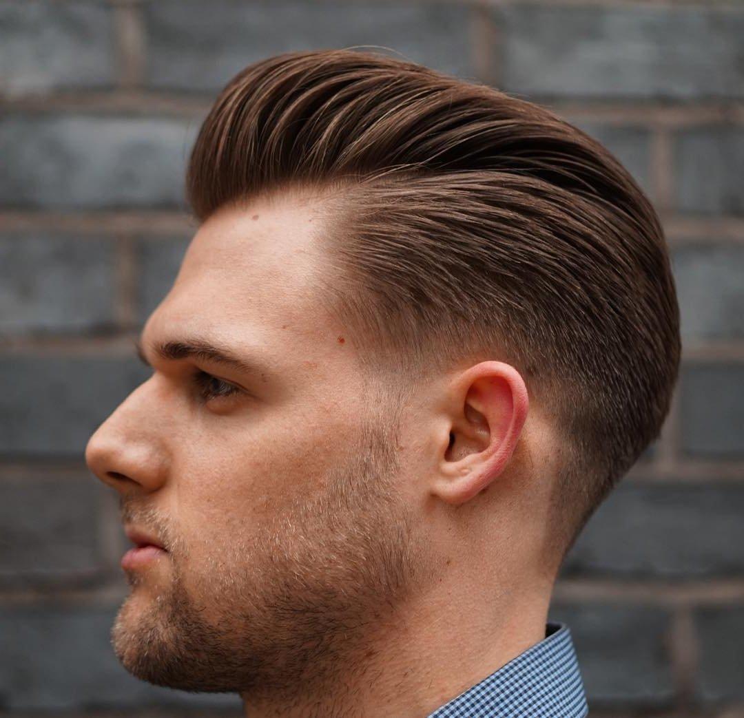 Cortes de pelo para hombres low fade