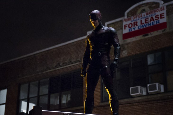 Escena de la serie Daredevil