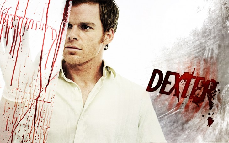 Cartel de la serie Dexter