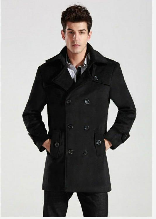chaquetas 3 cuartos hombre
