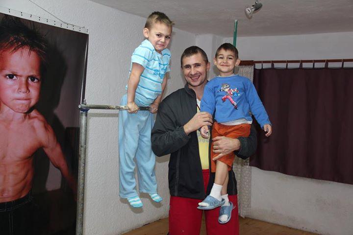 Giuliano Stroe y Claudiu